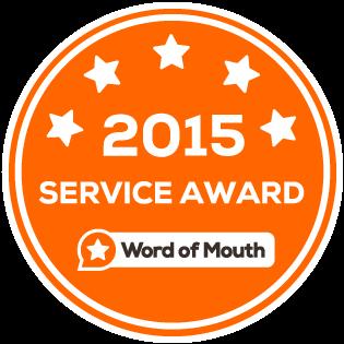 WOMO Service Award 2015